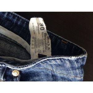 Rock & Republic Jeans - Rock & Republic Skynard Flare Leg Women's 30 C330P
